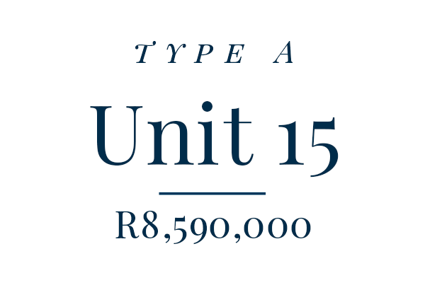 Unit 15 – Reserved